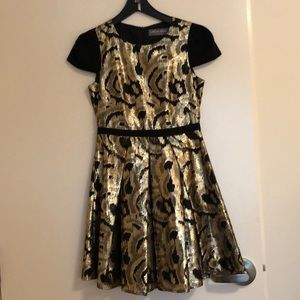 Anthropologie Hunter Dixon Party Dress